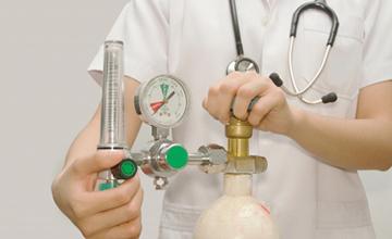 Orvosi gázrendszer